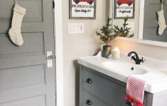 Bathrooms Decorations Pictures Inspirational 15 Brilliant Christmas Bathroom Decor Ideas