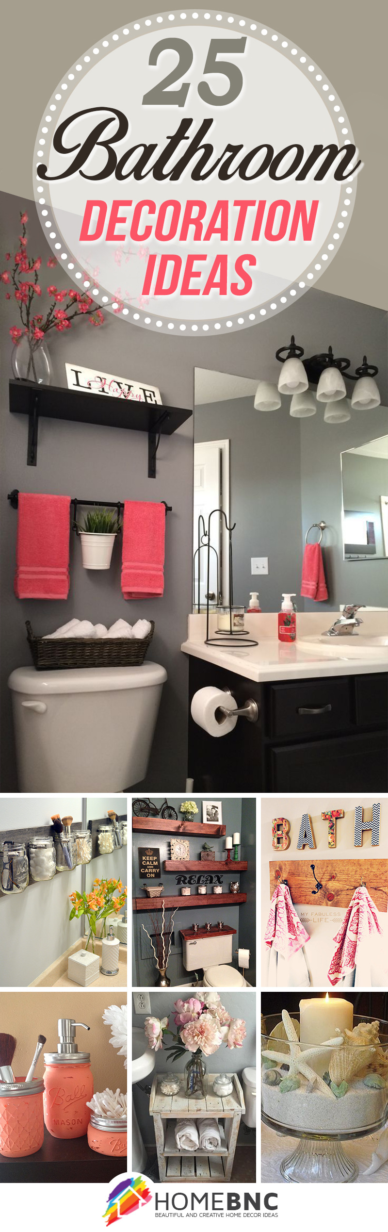 Cheap Ways to Decorate A Bathroom Lovely 25 Best Bathroom Decor Ideas and Designs that are Trendy In 2020