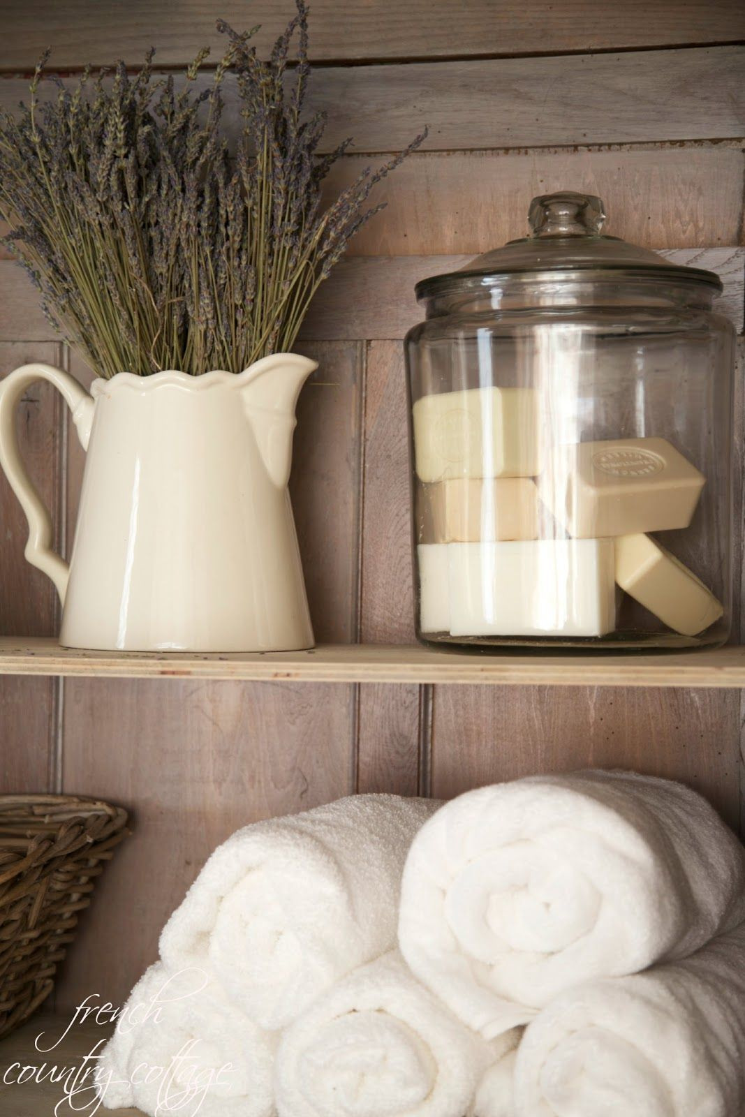 Country French Bathroom Decor Fresh How to Style Shelves