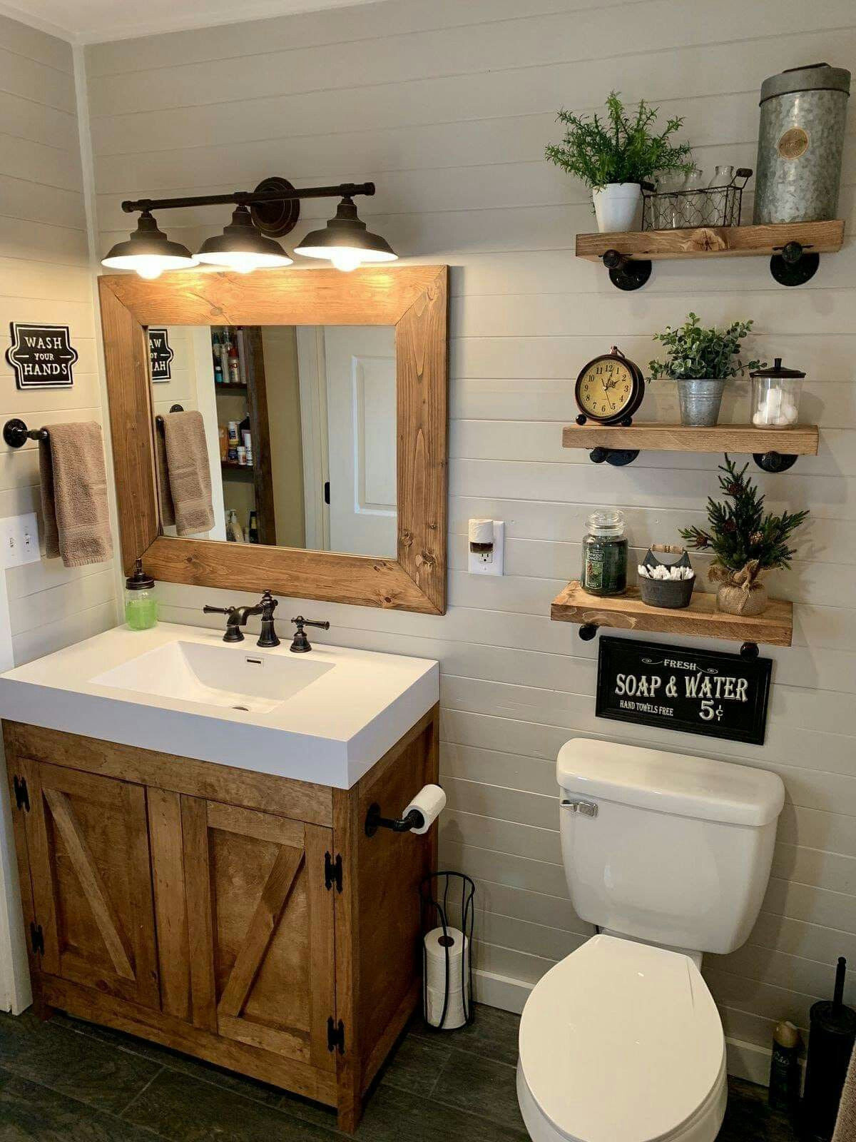 Decor Ideas for Small Bathrooms Best Of Pin by Brid Bruner Farro On Bathrooms