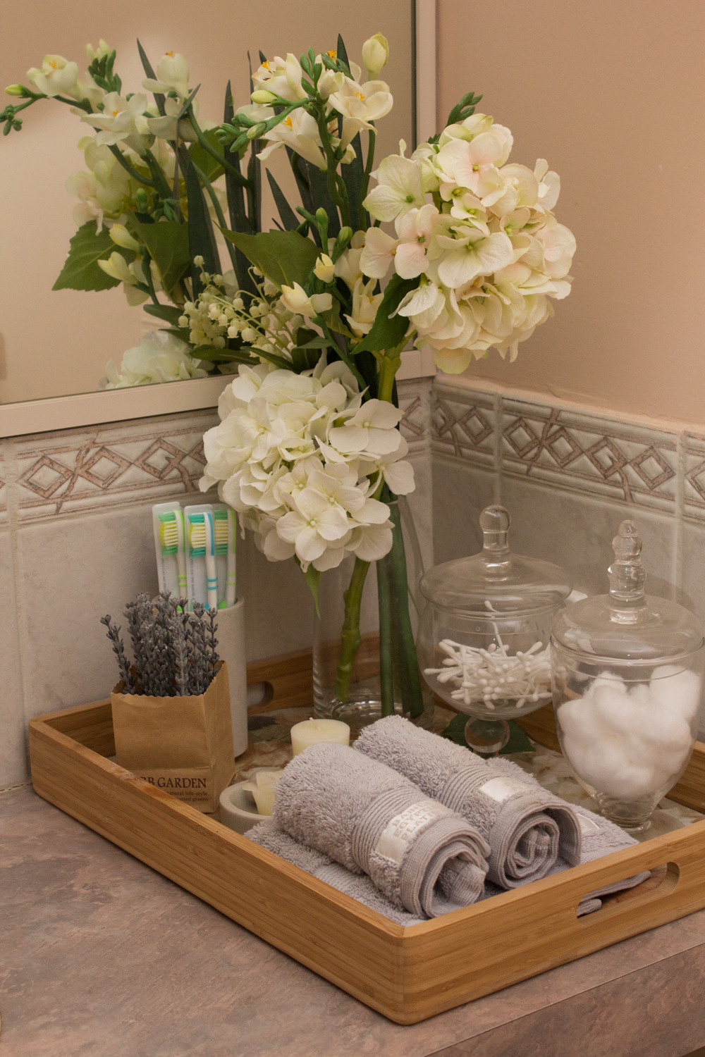 Decorating Bathroom Countertops Inspirational Bathroom Countertop Storage solutions with Aesthetic Charm