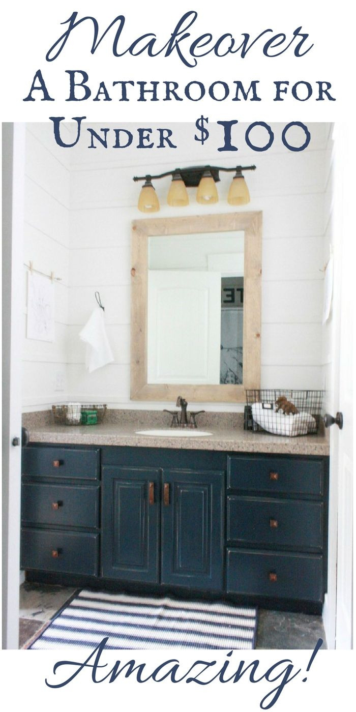 Decorating Bathroom Ideas On A Budget 2020