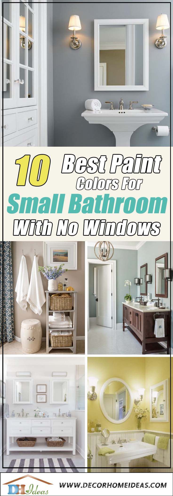 Great 10 Bathroom Color Ideas 31 In Home Decor Arrangement Ideas with 10 Bathroom Color Ideas
