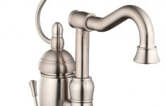 Decorative Bathroom Faucets New Buy Belle foret Bfn Sn Lavatory Faucet Satin Nickel