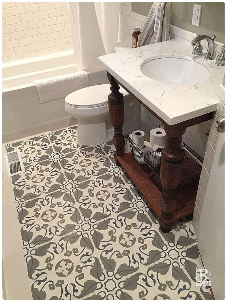 decorative cement tile
