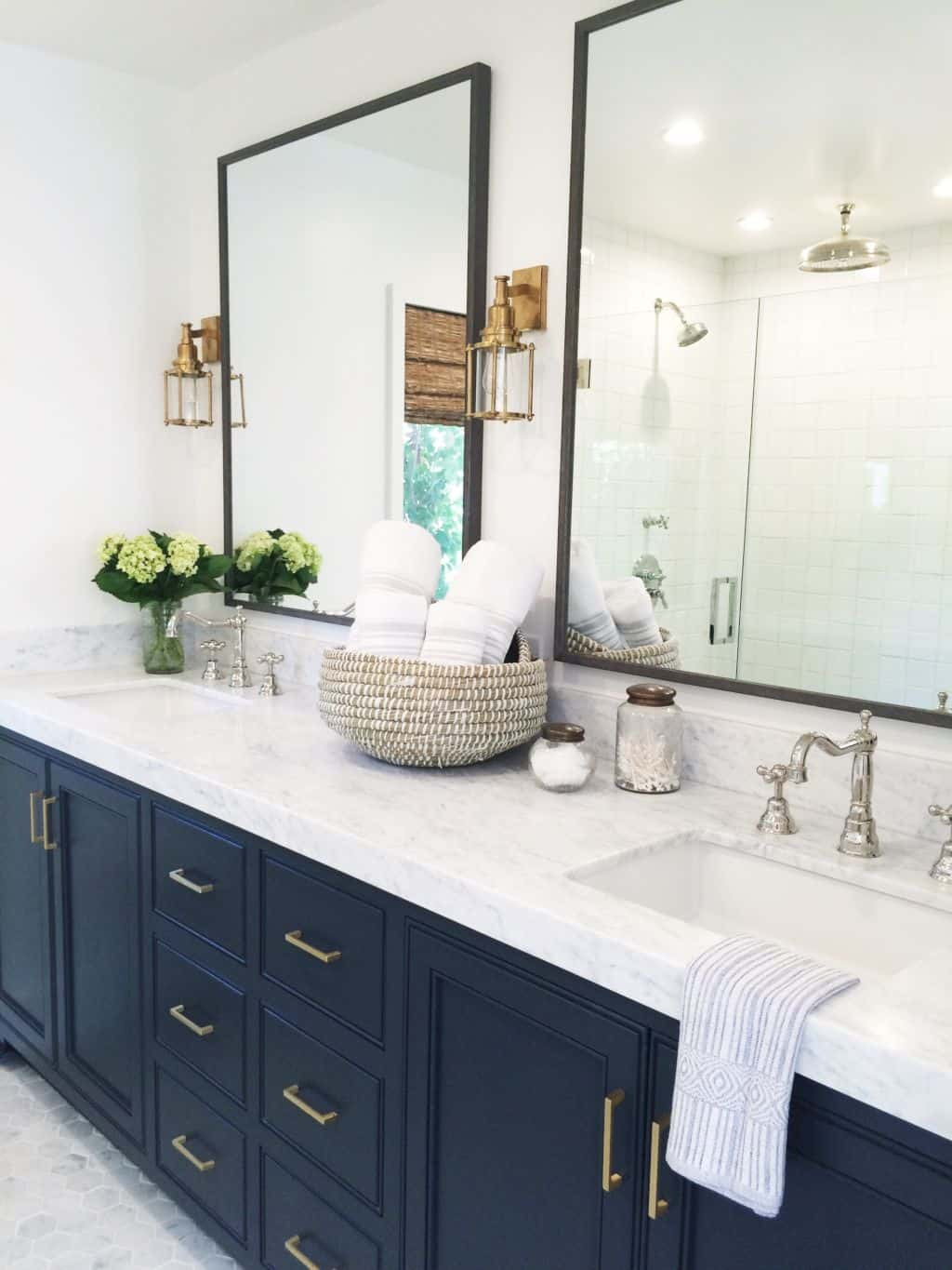 Double Sink Bathroom Decorating Ideas Awesome 19 Double Vanity Bathrooms that Will Make Your Lives Easier