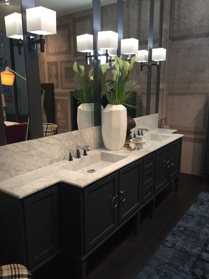 Double Sink Bathroom Decorating Ideas Awesome Double Sink Vanity Designs that Make Sharing Fun and Easy