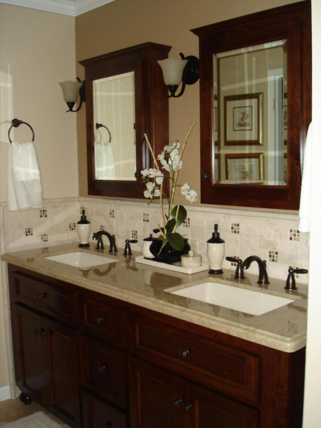 double sink bathroom vanity decorating ideas home plan designs fresh decoration