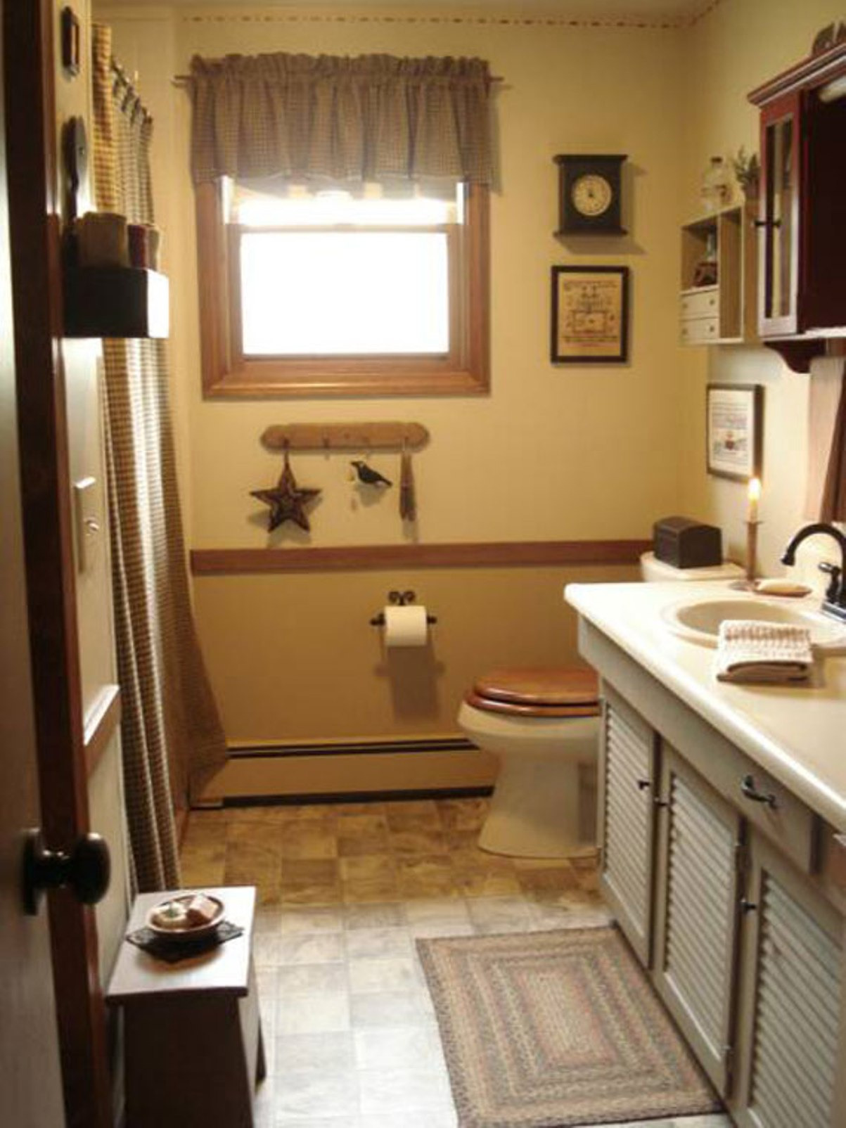 decorating theme western bathroom decor 1