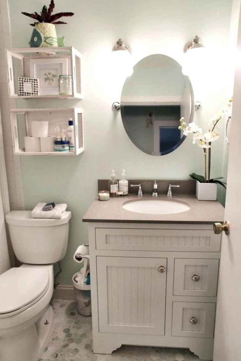 50 Small Guest Bathroom Ideas Decorations And Remodel 26