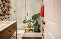 Home Decor Bathrooms Unique Boho Bathroom Oasis In 2020