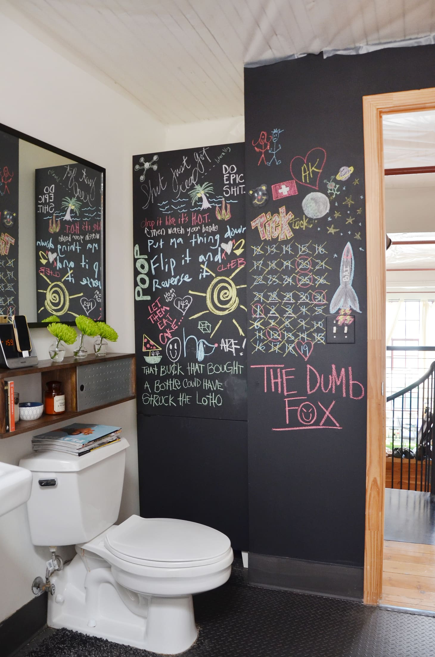 How Decorate A Bathroom Beautiful the Best Decorating Ideas for Your Bathroom Walls