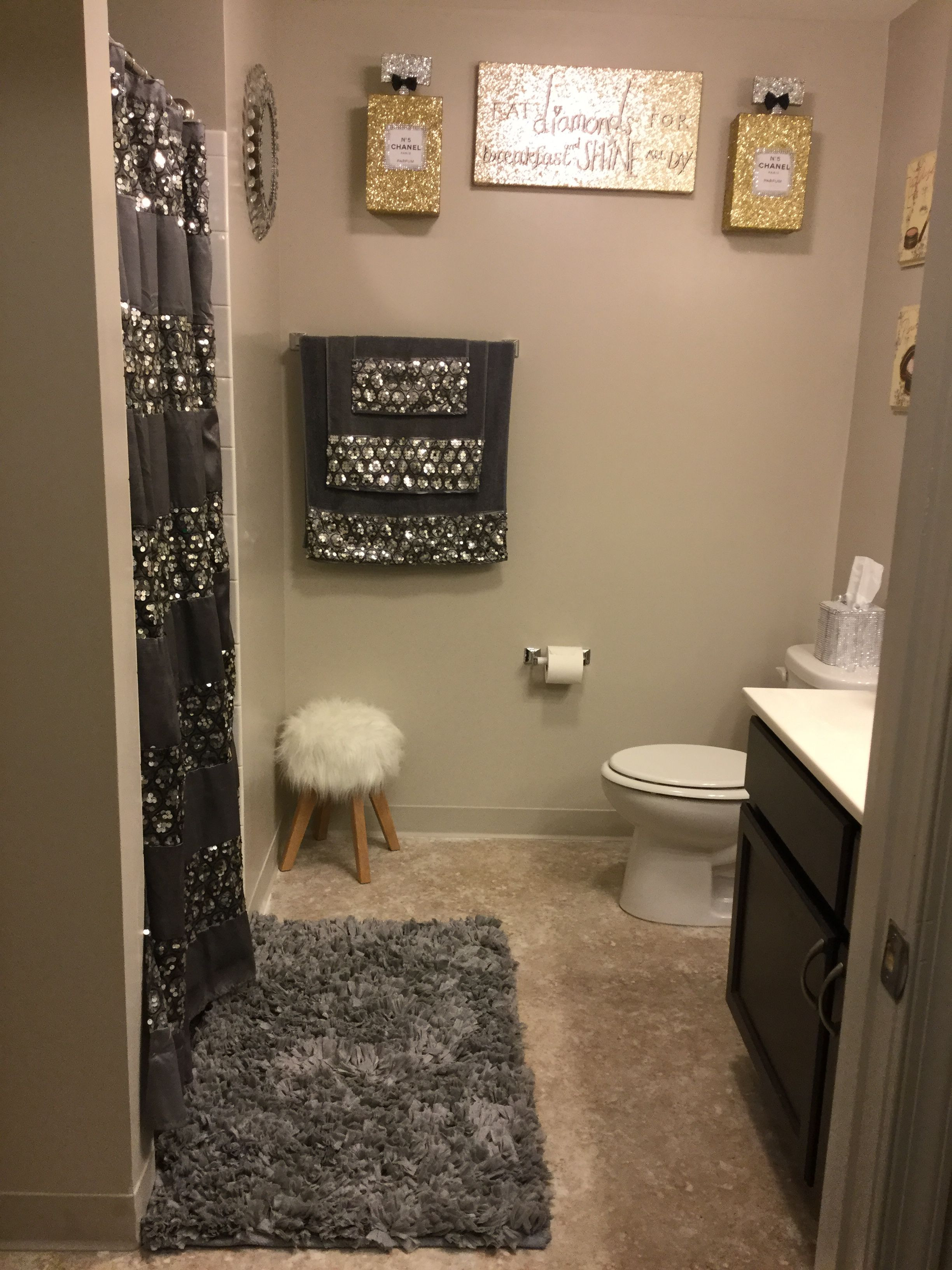 How Decorate A Bathroom Unique I Love the Way My Bathroom Turned Out I M Almost Done