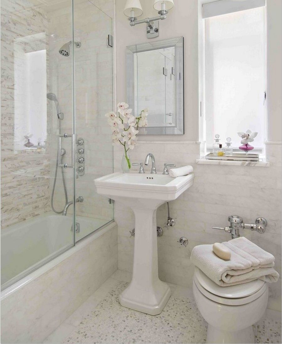 How to Decorate A Very Small Bathroom Awesome ↗45 Very Inspiring Small Bathroom Ideas for Modern