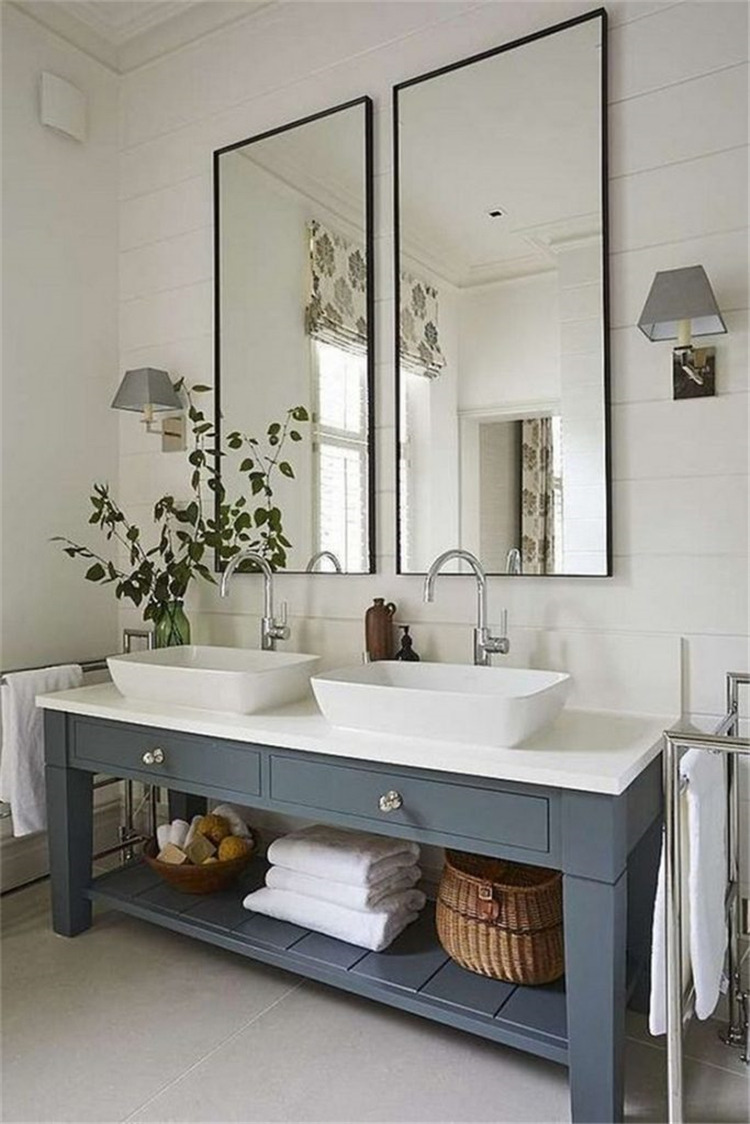 How to Decorate Bathroom Mirror Inspirational 70 Perfect Bathroom Mirror Decoration Ideas You Must Know