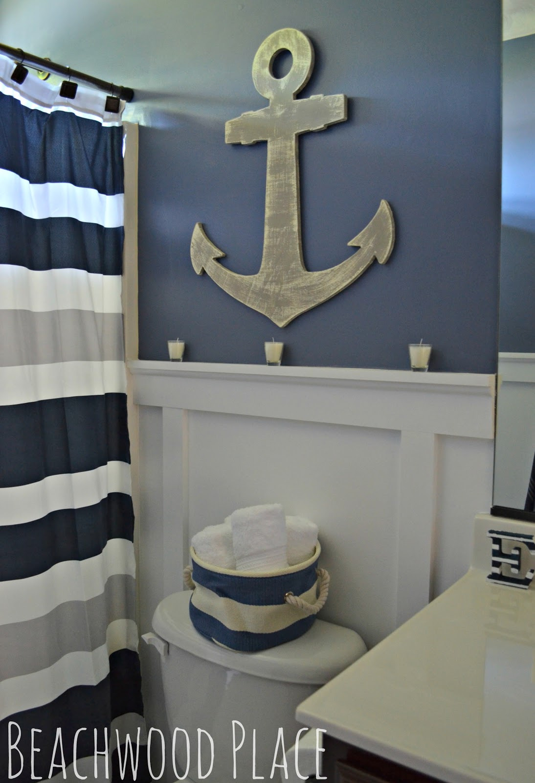 Nautical Bathroom Decorations Lovely 25 Best Nautical Bathroom Ideas and Designs for 2020