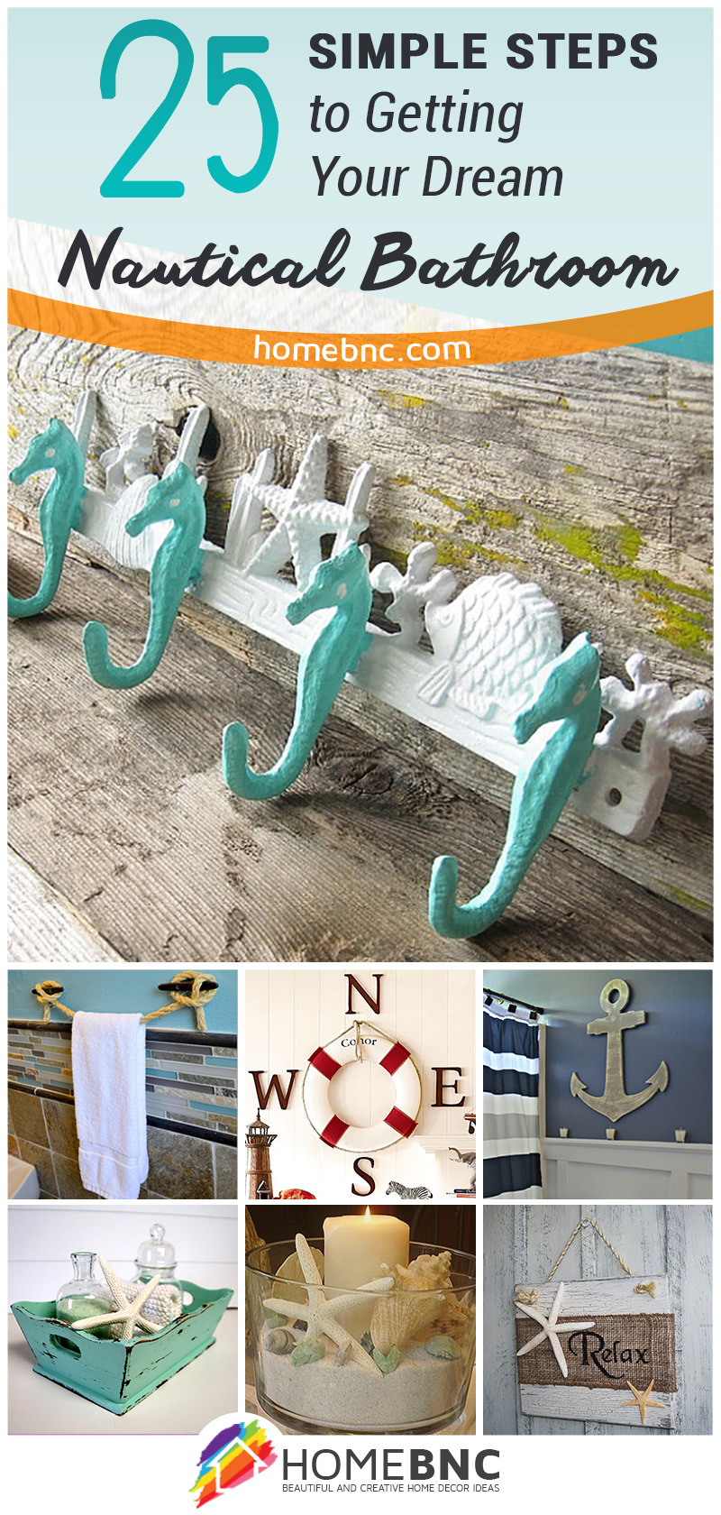Nautical Decor for Bathrooms Best Of 25 Best Nautical Bathroom Ideas and Designs for 2020