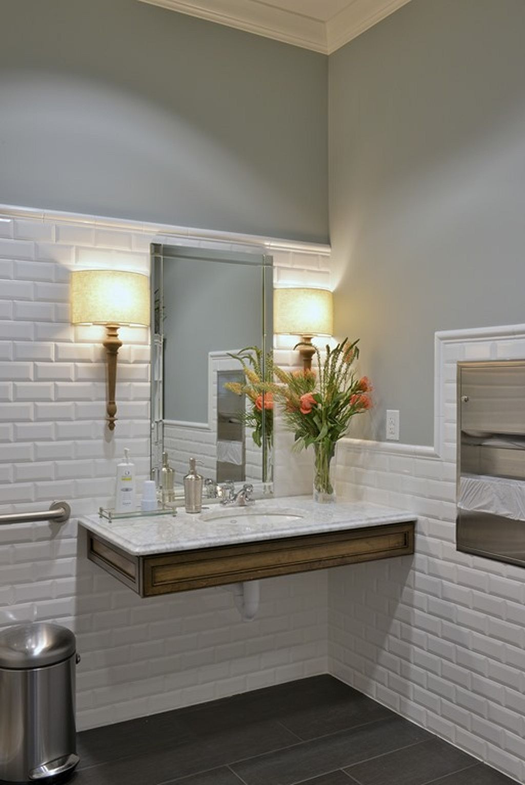 Office Bathroom Decorating Ideas Awesome Fice Bathroom Decorating Ideas In 2020