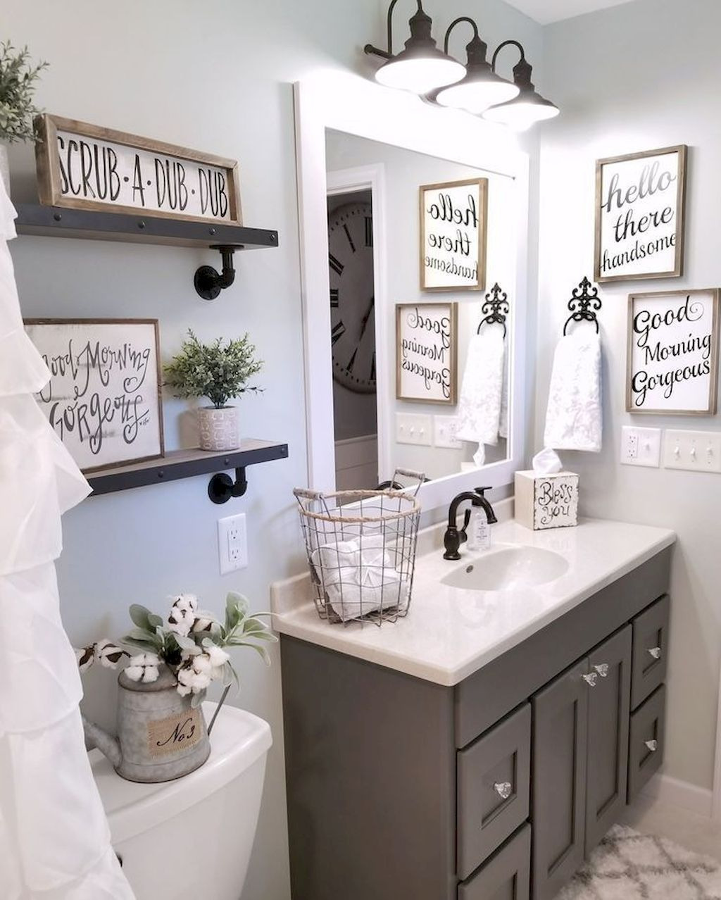 Pictures for Bathroom Decorating Ideas Lovely 30 Best Pinterest Home Decor Ideas that Beautify Your Home