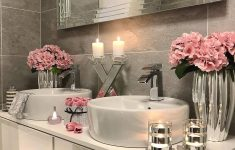 Pink And Grey Bathroom Decor New Fashion And Other Stuff