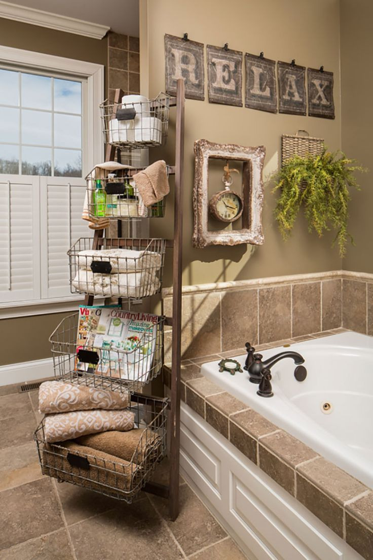 best home ideasathrooms images on pinterestathroom in rustic primitive decor for small design