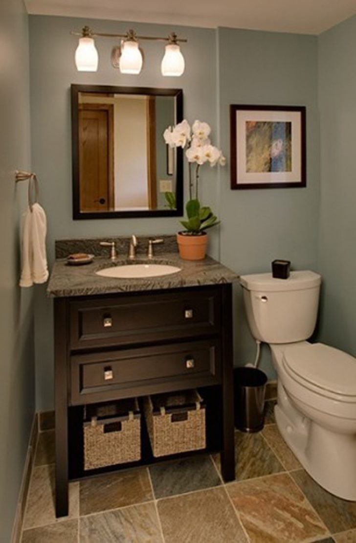 Small Half Bathroom Decorating Ideas 2020