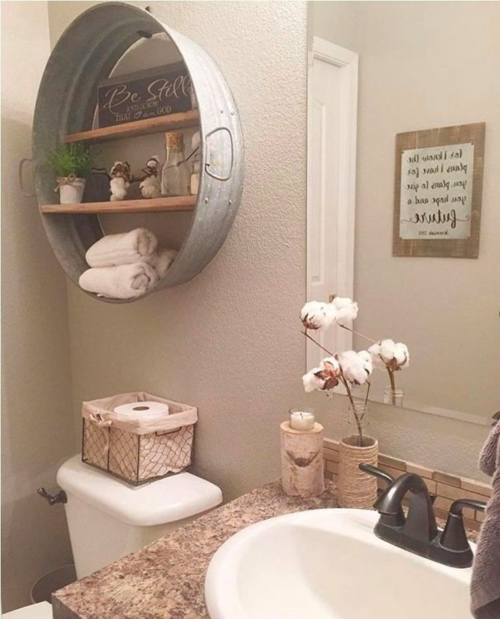 Wall Decorating Ideas for Bathrooms 2020