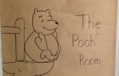 Winnie The Pooh Bathroom Decor Awesome For The Bathroom Door At A Winnie The Pooh Baby Shower