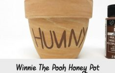 Winnie the Pooh Bathroom Decor Luxury Winnie the Pooh Honey Pot Centerpiece Diy Birthday Party